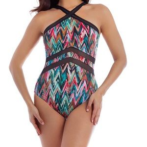 Miraclesuit High Frequency Point of View Tank
